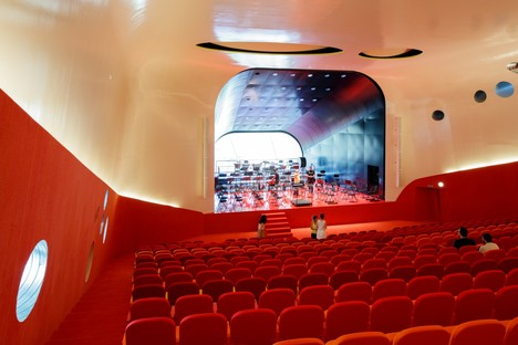 Selgascano: conference centre and auditorium in Plasencia