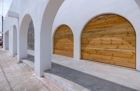 Vrtical for democratic architecture: Tlaxco Artesan Market