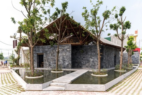 H&P Architects: S Space cultural centre in Vietnam