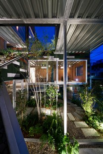 Akihisa Hirata: Overlap House in Tokyo