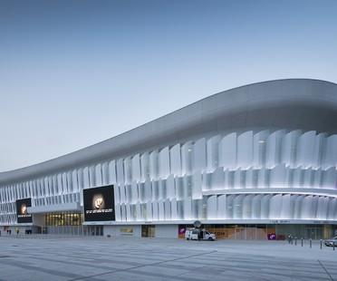 The Paris La Défense Arena by 2Portzamparc