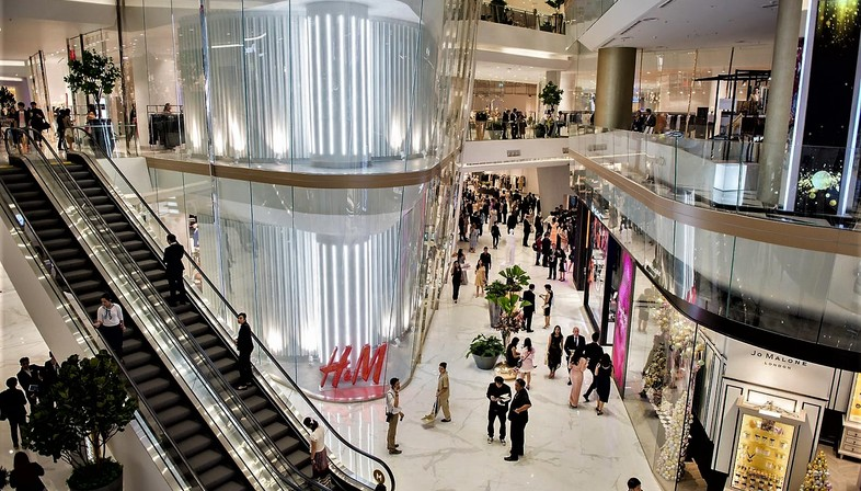ICONSIAM Mixed-use Complex&nbsp;Bangkok Thailand<br />