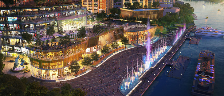 ICONSIAM Mixed-use Complex Bangkok Thailand<br />