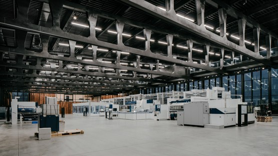 Barkow Leibinger: Trumpf Smart Factory, Chicago
