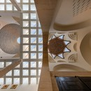 Dar Arafa Architecture: Al Abu Stait Mosque in Basuna, Egypt