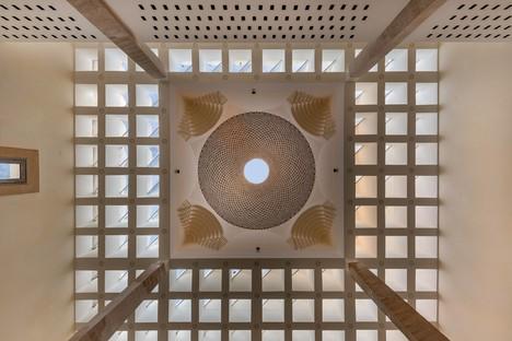Dar Arafa Architecture: Al Abu Stait Mosque in Basuna, Egypt