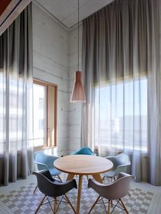 2b architectes: Apartments for the elderly in Sugiez, Switzerland