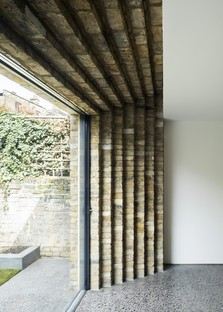 Bureau de Change: Step house, refurbishment in London
