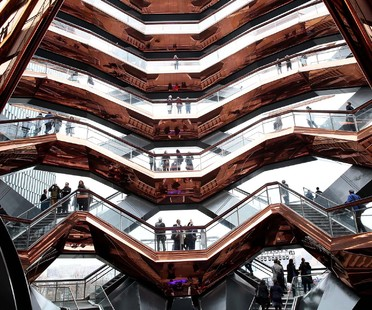 Vessel, the new gem from Heatherwick Studio for Hudson Yards