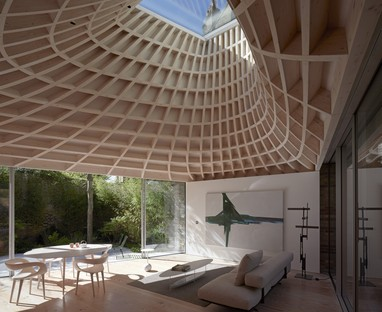 Gianni Botsford Architects: garden house in London