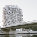 Sou Fujimoto, Nicolas Laisné and Oxo Architects' White Tree has taken root in Montpellier