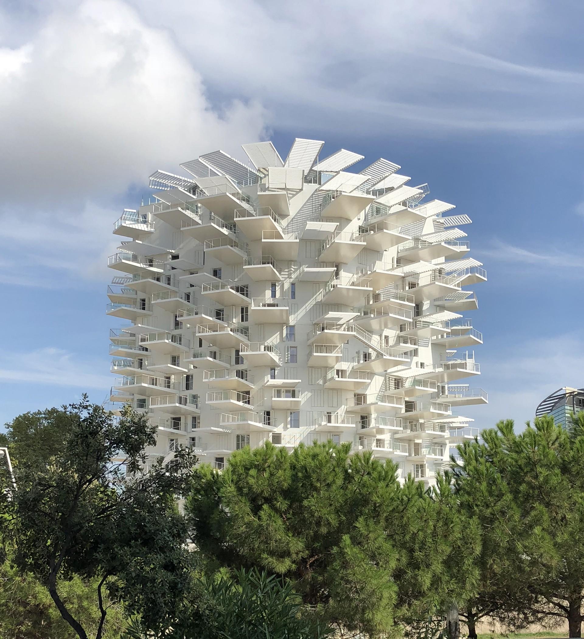 Sou Fujimoto Nicolas Laisne And Oxo Architects White Tree