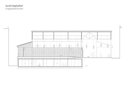 Àcrono Arquitectura has redeveloped the public market in Baza, Andalusia