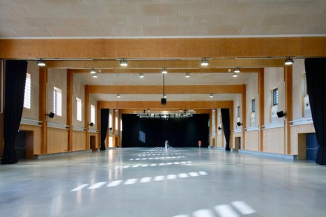 Ppa + Encore Heureux: Pratgraussals Events Hall in Albi<br />