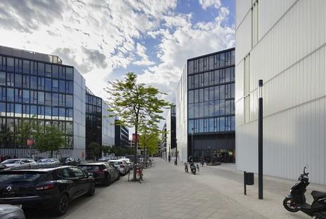 Zalando's new headquarters in Berlin designed by Henn Architects and Kinzo