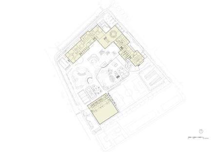 C.F. Møller: the new Tiundaskolan in Uppsala