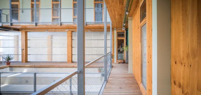 Cooperativa d'arquitectes Lacol: La Borda, Barcelona