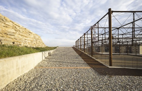 Container and contents: the Climate Museum in Lleida by Toni Gironès