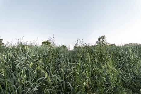 The House in the Orchard by LDA.iMdA: sustainable contemporary rurality