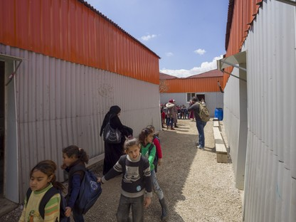 CatalyticAction: Jarahieh school for Syrian refugee children in Lebanon
