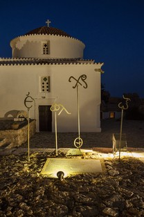 Moy Studio: Water paths, Monemvasia's new square