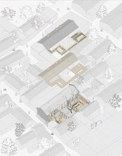 Vector Architects: Courtyard Hybrid in Beijing