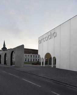 TRACKS: Cinema Arcadia in Riom, France