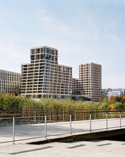"""The """"Cultural Block"""" in Paris, designed by Tolila+Gilliland with TVK"""