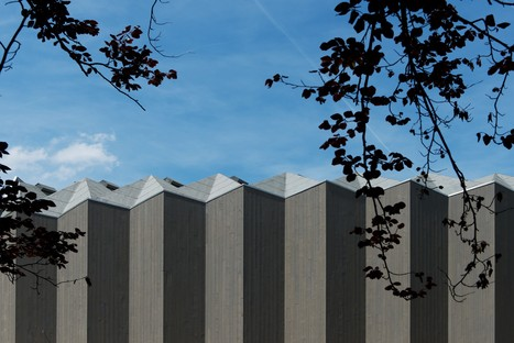 Yves Weinand: New Vidy-Lausanne Theatre Pavilion