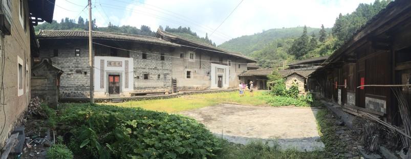 Trace Architecture Office: Tsingpu Tulou Retreat in Fujian, China