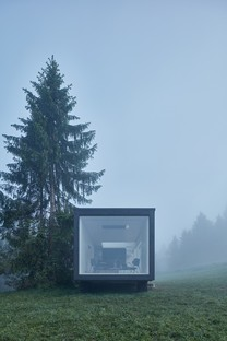 Ark Shelter's Into The Wild: modular architecture for escaping back to nature