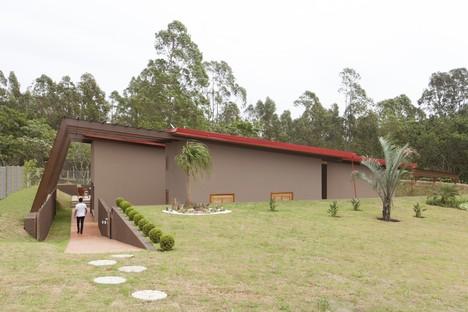 AUÁ arquitetos: Laguna House in Botucatu, Brazil