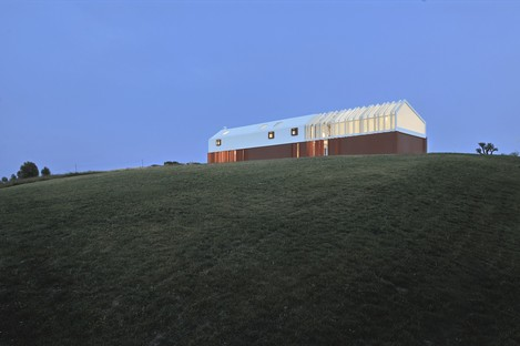 Simone Subissati's Casa di Confine