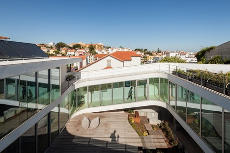 Costa Lima: astrologist's house in Estoril, Portugal