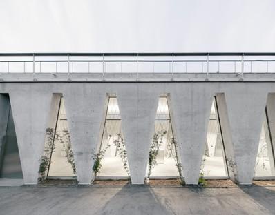Barozzi/Veiga: Tanzhaus cultural centre and school of dance, Zurich