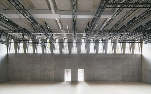 Barozzi/Veiga: Tanzhaus cultural centre and school of dance, Zurich