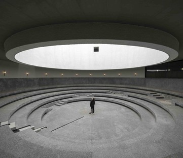 Neri&Hu: Aranya Art Centre, Beidaihe district, China