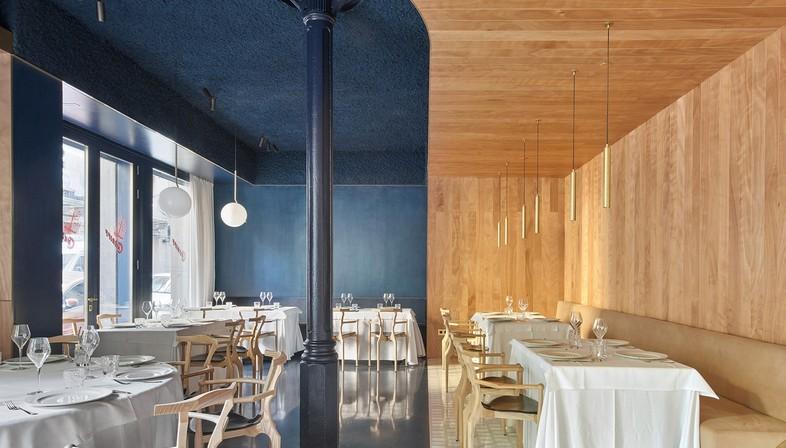 Mesura handle the first restoration of the historic Cheriff restaurant in Barceloneta in 60 years
