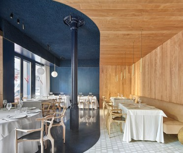 Mesura handle the first restoration of the historic Cheriff restaurant in Barceloneta in 60 years