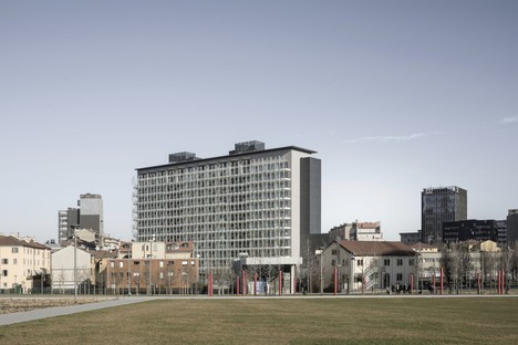 CMR project: De Castillia 23 Milano for Urban Up of the Unipol Group