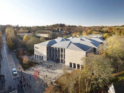 FaulknerBrowns: Lower Mountjoy Teaching and Learning Centre