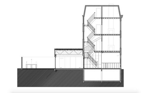 Bovenbouw: Renovation of a home on Lovelingstraat, Antwerp