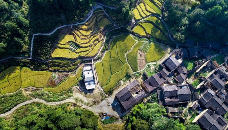 TAO: Librairie Avant-Garde in Xiadi, a small village in Fujian province