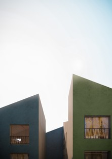 Peluffo&Partners: Borgo Solidale project in Cornedo, Italy