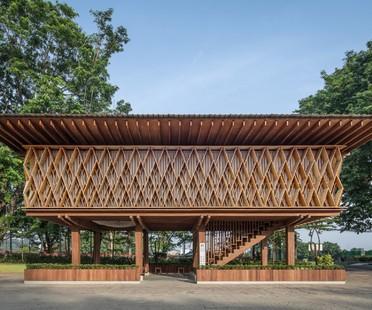 SHAU: Warak Kayu Microlibrary in Semarang, Indonesia