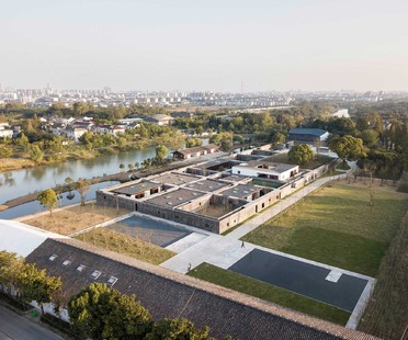 Tsingpu Yangzhou Retreat: