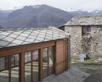 Ostana's Mizoun de la Villo and the rebirth of a village