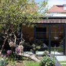 Trellik's Charred Garden House in London