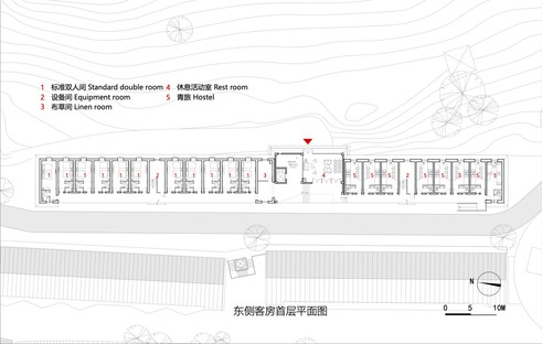 3andwich Design / He Wei Studio: Renovation of Arsenal 809