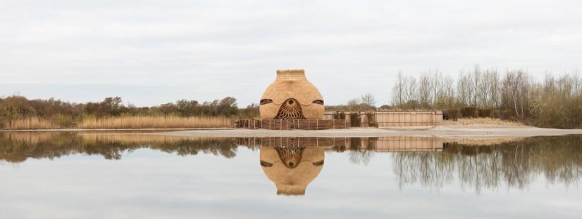 RO&AD + RAU: Tij observatory in De Scheelhoek nature reserve, the Netherlands